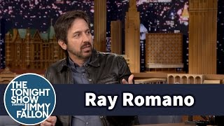 Ray Romano Shot His First Sex Scene for Vinyl