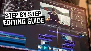 How to Make a YouTube Intro — Easy FCPX Tutorial using Templates