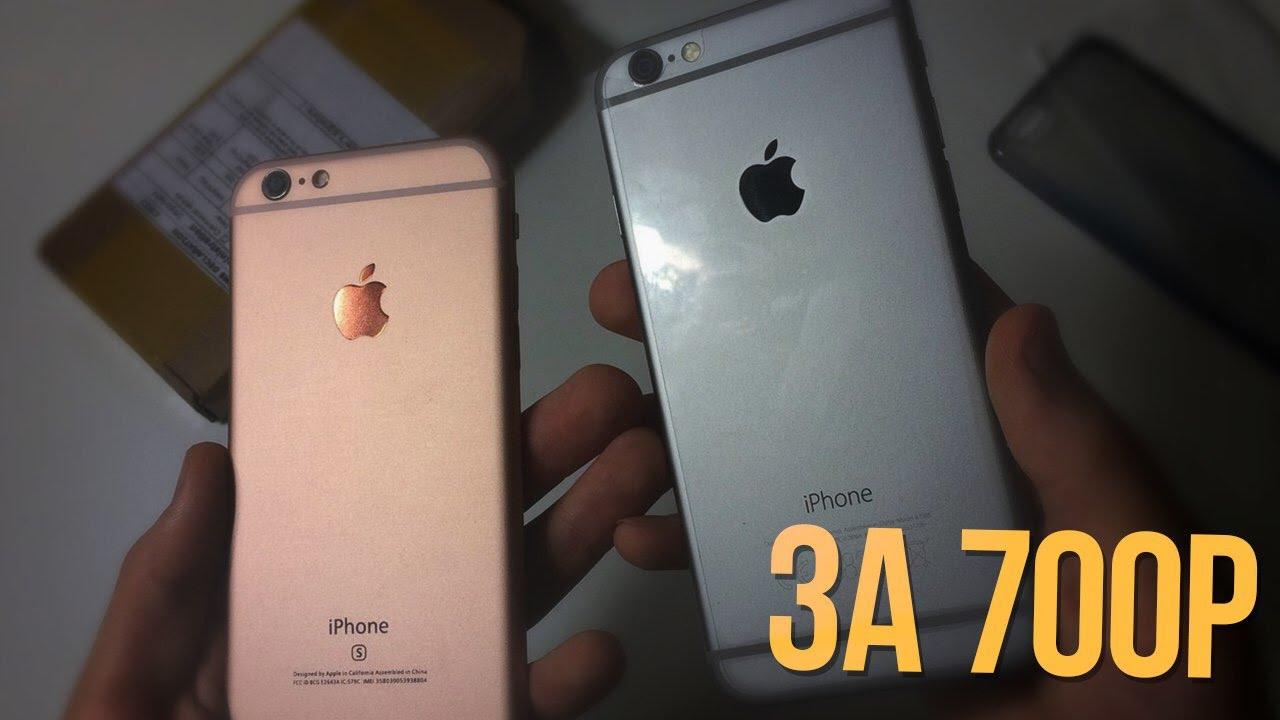 Посылки из Китая - Макет Iphone 6, 3D Носки и Очки - YouTube