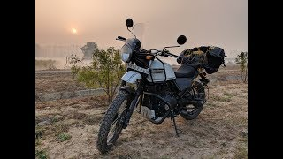 Road Trip On Royal Enfield Himalayan BS4 (Shot On Oneplus6t)
