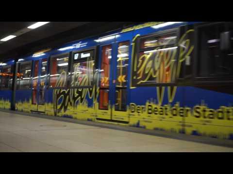 Frankfurt U-Bahn