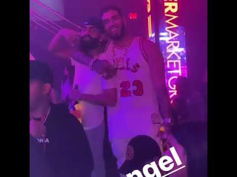 Anuel AA y Arcangel juntos en Miami (2021)