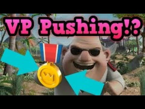 VP Push LIVE! + Channel Update info + Clash Royale Flying Machine!