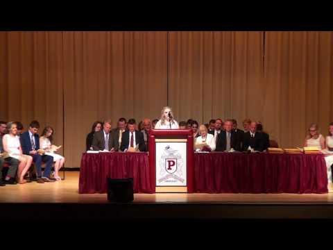 Pikeville High School 2016 8th Grade Graduation Ceremony
