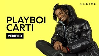 Playboi Carti 'wokeuplikethis*' Official Lyrics & Meaning | Verified