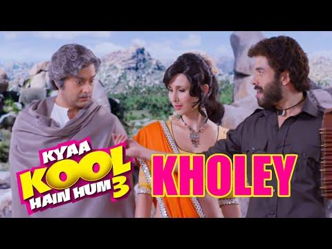 Kyaa Kool Hain hum 3 - Promo - Kholey