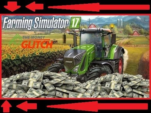 Farming Simulator 2017  Duplication Glitch Money Box Cheat