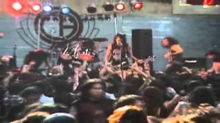 Violator - Let The Violation Begins (Thrashin United Tour - Live In Santiago 2007 DVD) [HD]