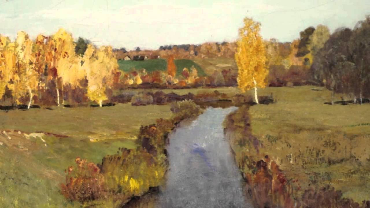Осенний пейзаж Картины  picturerussiaru