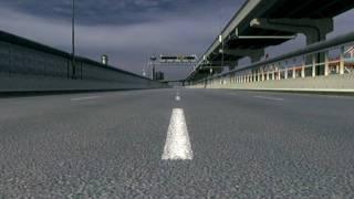 Ridge Racer 7 Time Attack Bayside Freeway