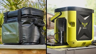 Top 10 Latest Camping Gadgets & Gear Inventions 2019 - 2020