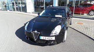 11D4224 - 2011 Alfa Romeo Giulietta Lusso 1.6 JTDM 5Dr 15,995
