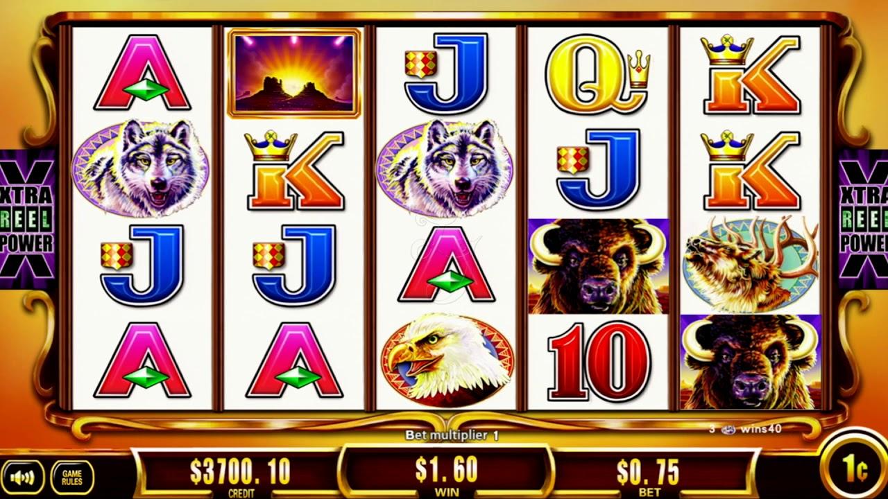 Buffalo Gold Slot Machine For Sale