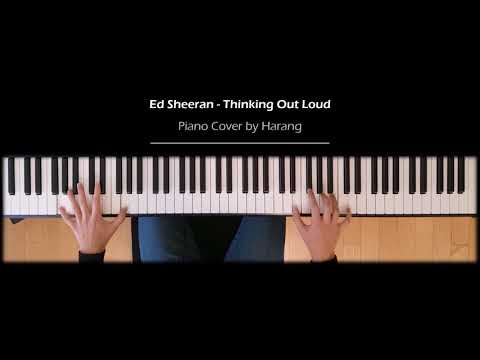 Ed Sheeran - Thinking Out Loud Piano Cover