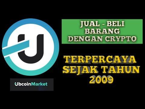 Ubcoin Market Tempatnya Jual - Beli Barang Dengan Cryptocurrencies || Booming di Indonesia