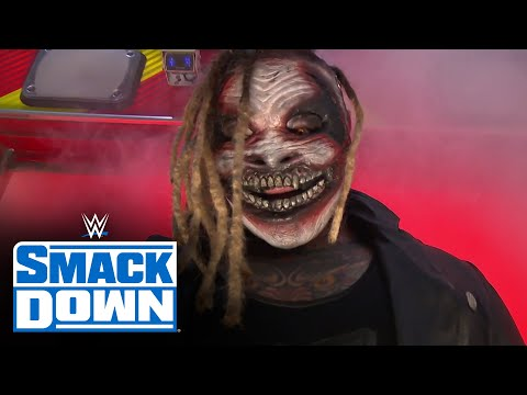 """""""The Fiend"""" Bray Wyatt shockingly emerges from ambulance after attack: SmackDown, August 21, 2020"""