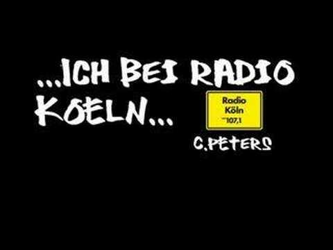 Ich bei Radio Köln
