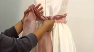 [ MyGirlDress.com ]  How to tie perfect bow
