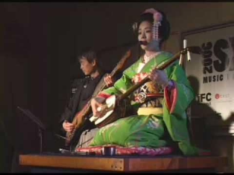 Umekichi traditional Japanese music SXSW