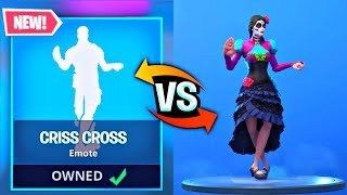 *NEW* Leaked Fortnite Skins & Emotes! (Frostbite, Dante, Rosa, Criss Cross, Summit Striker)