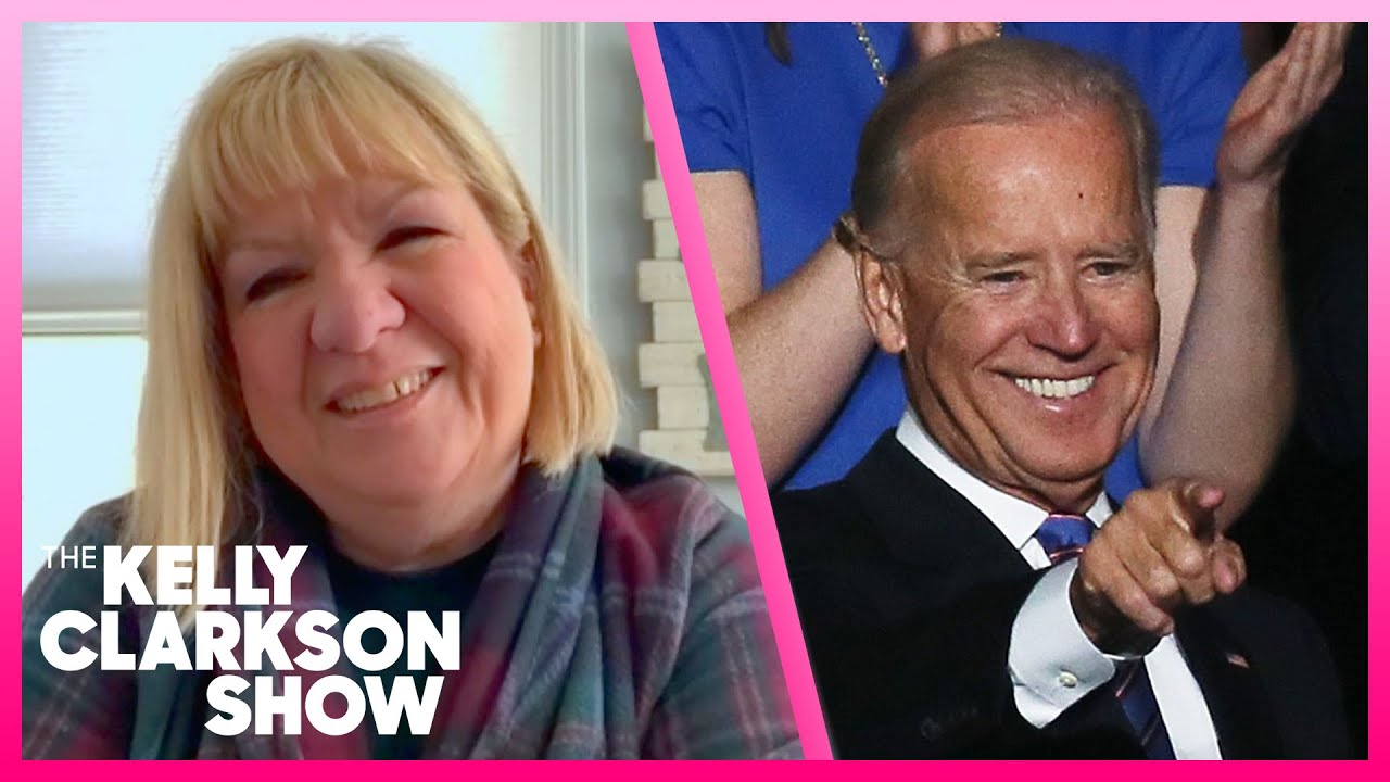Kelly's Mom Got A Surprise Call From President Joe Biden