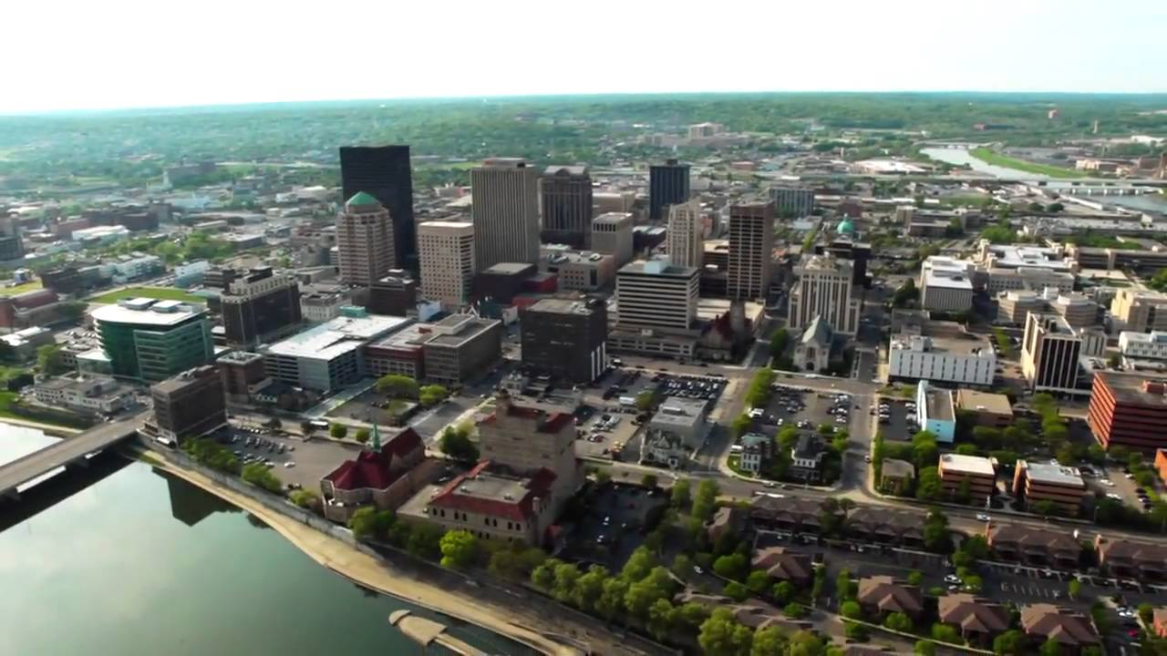 the greater downtown dayton plan