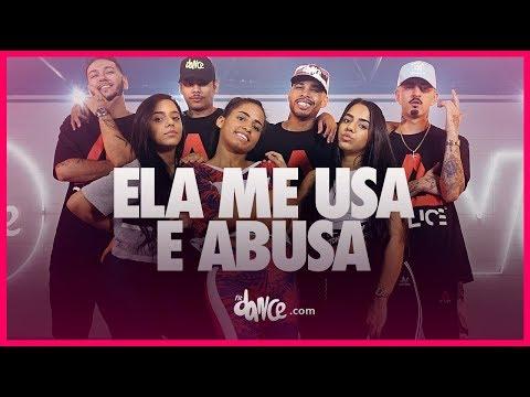Ela Me Usa e Abusa - Cálice ft MC Loma & As Gêmeas Lacração  FitDance TV Coreografia