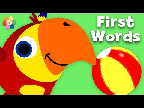 Ball | What Is It? | Vocabularry | BabyFirst TV