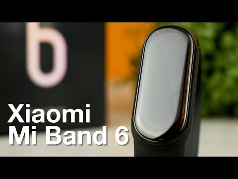 Xiaomi Mi Band 6 Review - Ein halbes Dutzend voll - Was ist neu? - Testventure - Deutsch