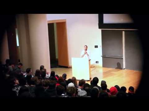 LIL B GIVES RARE LECTURE AT CARNEGIE MELLON UNIVERSITY 1 HOUR +