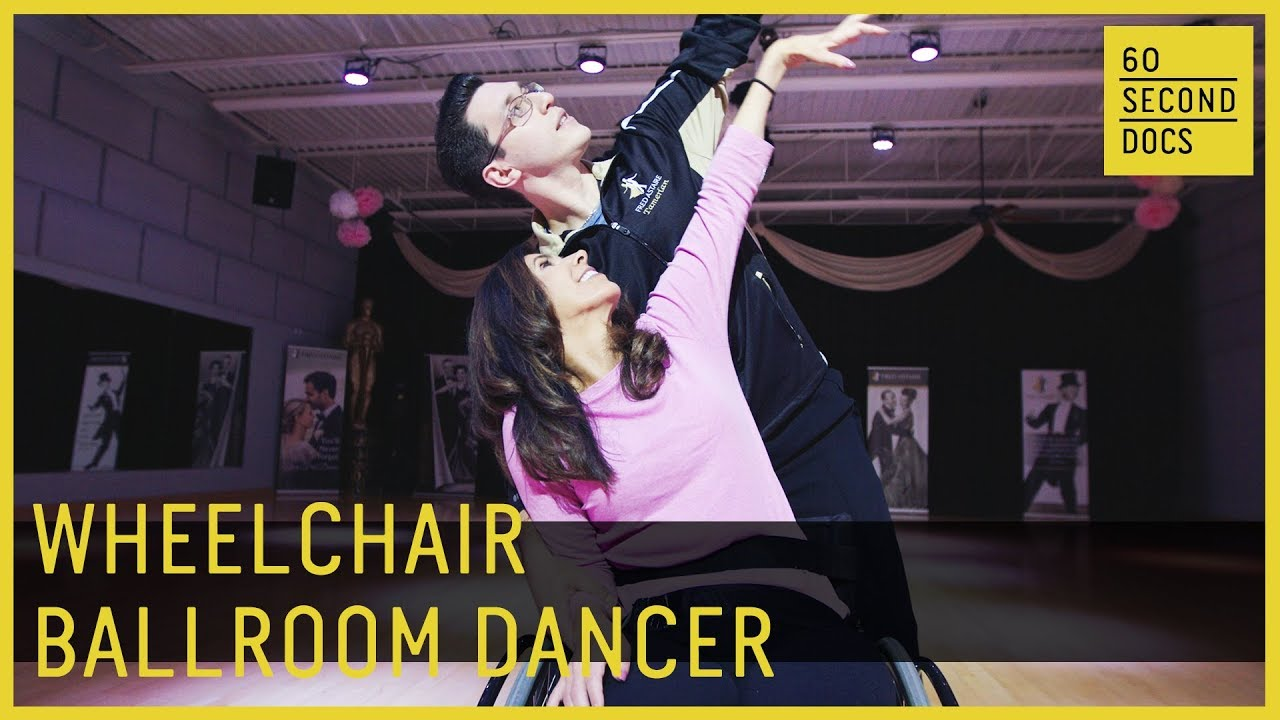 Try Ballroom Dancing… In A Wheelchair