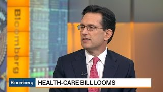 Eric Cantor Says Government Too Involved in Health Care