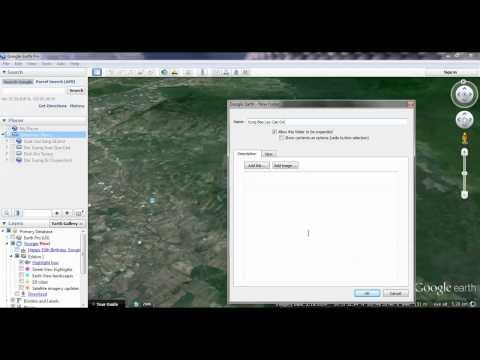 Convert Autocad - Google Earth (Map)