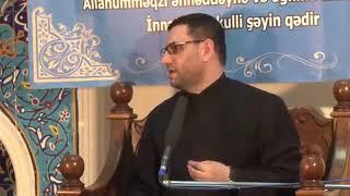 Haci Sahin Allahin gunahkar bendelerine mehebbeti