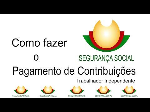 PAGAMENTO DE CONTRIBUIÇÕES, SEGURANÇA SOCIAL, COMO FAZER