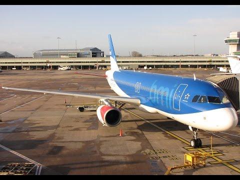 [Flight Report] BMI | Manchester ✈ London | Airbus A320 | Economy