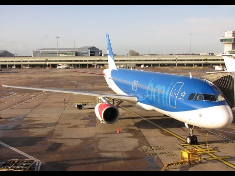 [Flight Report] BMI | Manchester ✈ London | Airbus A320 | Economy