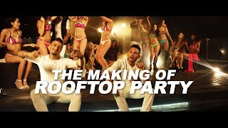 Download Hindi Video Songs - Rooftop Party (The Making Of) - UpsideDown | Amar Sandhu | Mickey Singh | PRANNA