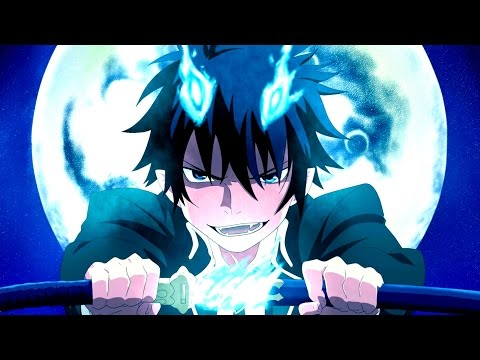 blue-exorcist「-amv」--devil-inside
