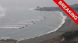 Пентагон готовит в Сирии высадку морского десанта?