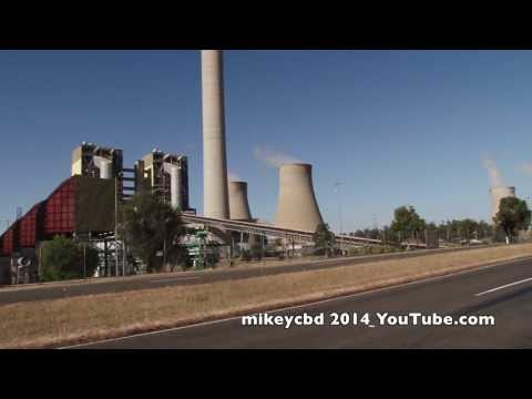 Loy Yang Power Station Victoria Gippsland Electricity for Victoria Coal mines