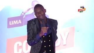 Alex Muhangi Comedy Store Feb 2019 - Kalela