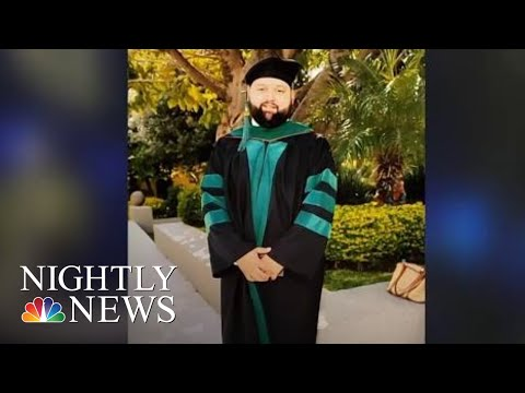 Officials In Mexico Confirm That 29-Year-Old American Has Been Kidnapped | NBC Nightly News