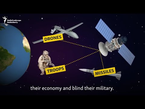 This Is What A New Space Arms Race Will Look Like Kamikaze satellites, orbital lasers, and anti-satellite missiles--, From YouTubeVideos
