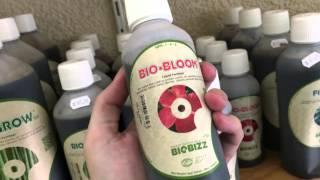 видео TopMax BioBizz 5L