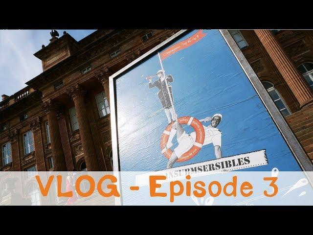 Vlog Notre Vie d'Artiste - Episode 3 - 100 ans SNR et Mon mouton est un lion