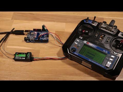 Arduino PulseIn - Wie Analoge PWM-Signale Einer RC Fernsteuerung Eingelesen Und Ausgewertet Werden