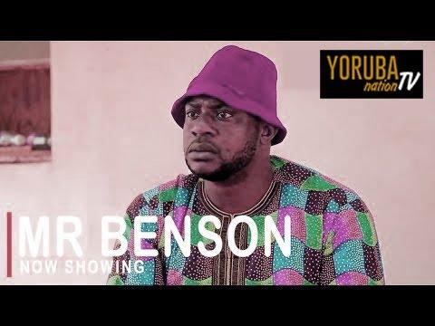 Download Mr Benson 1&2 Latest Yoruba Movie 2021 Starring Odunlade Adekola