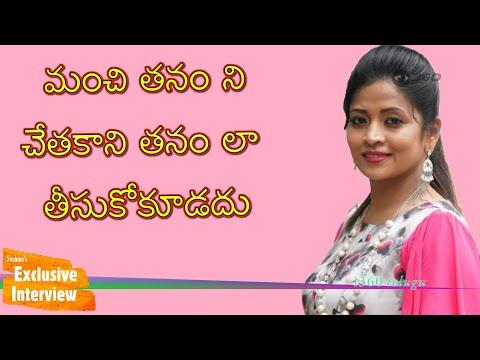 Telugu TV Star Actress Kathalo Rajakumari Fame SUSHMA Aka RAGASUDHA Exclusive Interview First Time