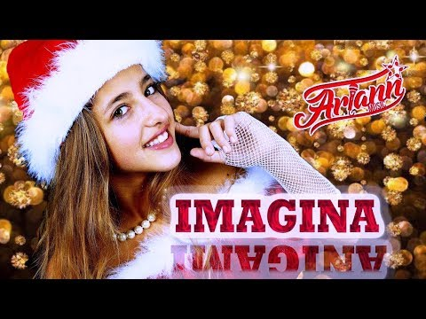 Imagine - Ariann - Christmas song - Official video clip 🎄🎄